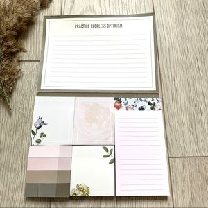 Indigo Office - Indigo- Oh So Lovely- Sticky Folio